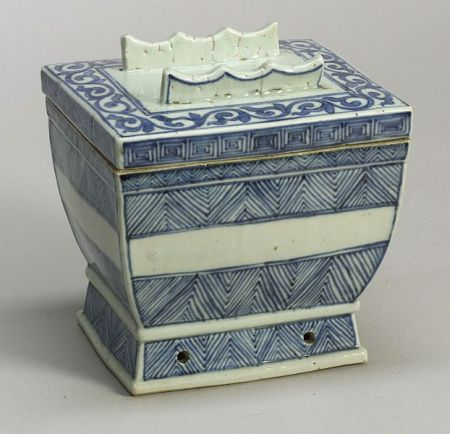 Porcelain Ritual Vessel