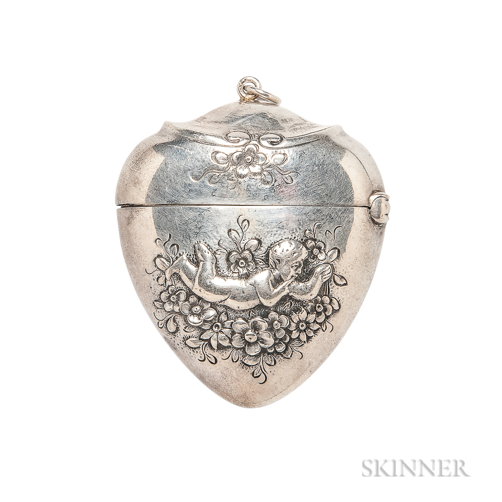 Antique Sterling Silver Pendant, Tiffany & Co.