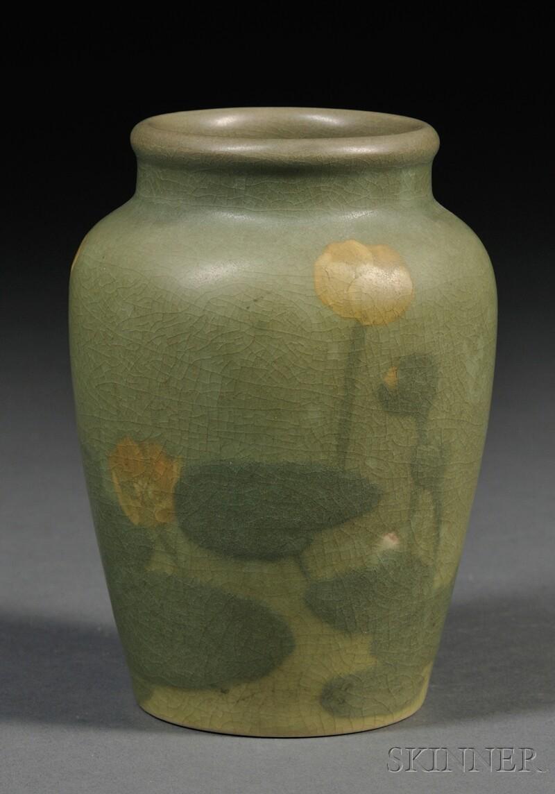 Rookwood Vellum Vase