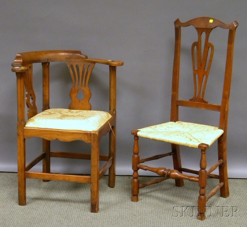 Two 18th/19th Century Chairs
