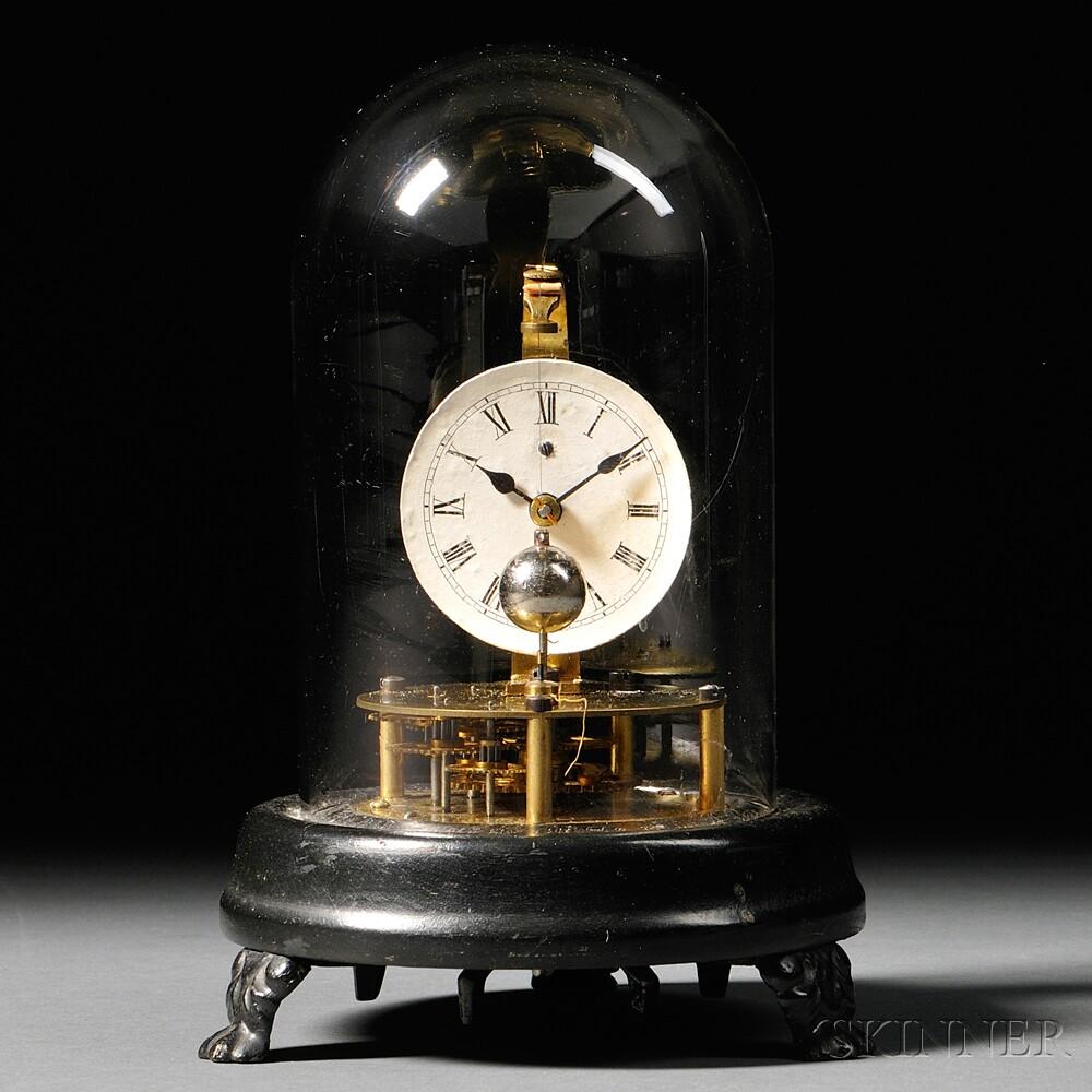 Briggs Conical Pendulum Clock