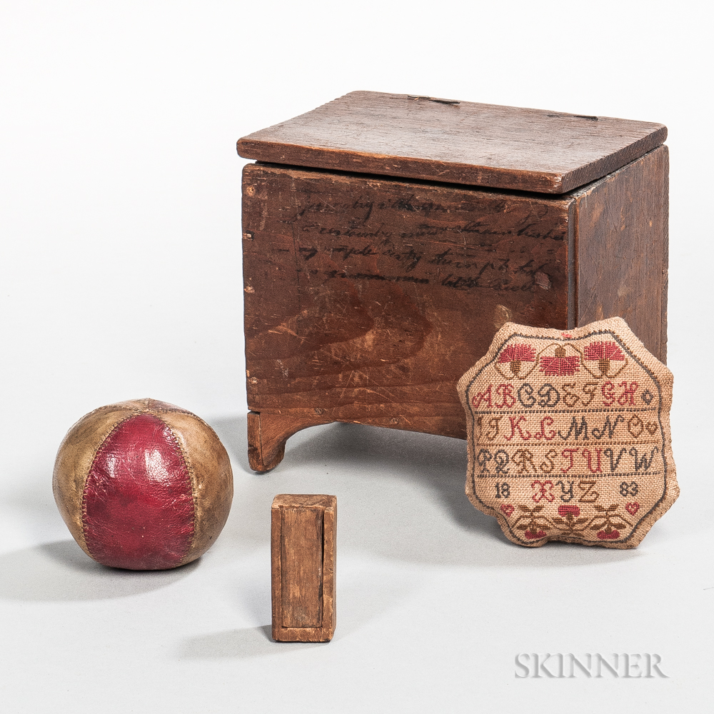 Four Antique Objects