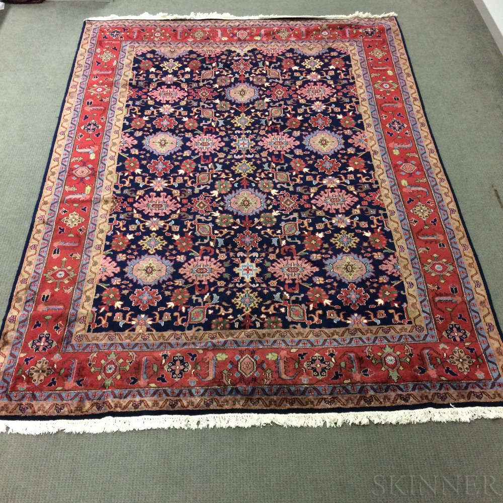 Sultanabad-style Carpet