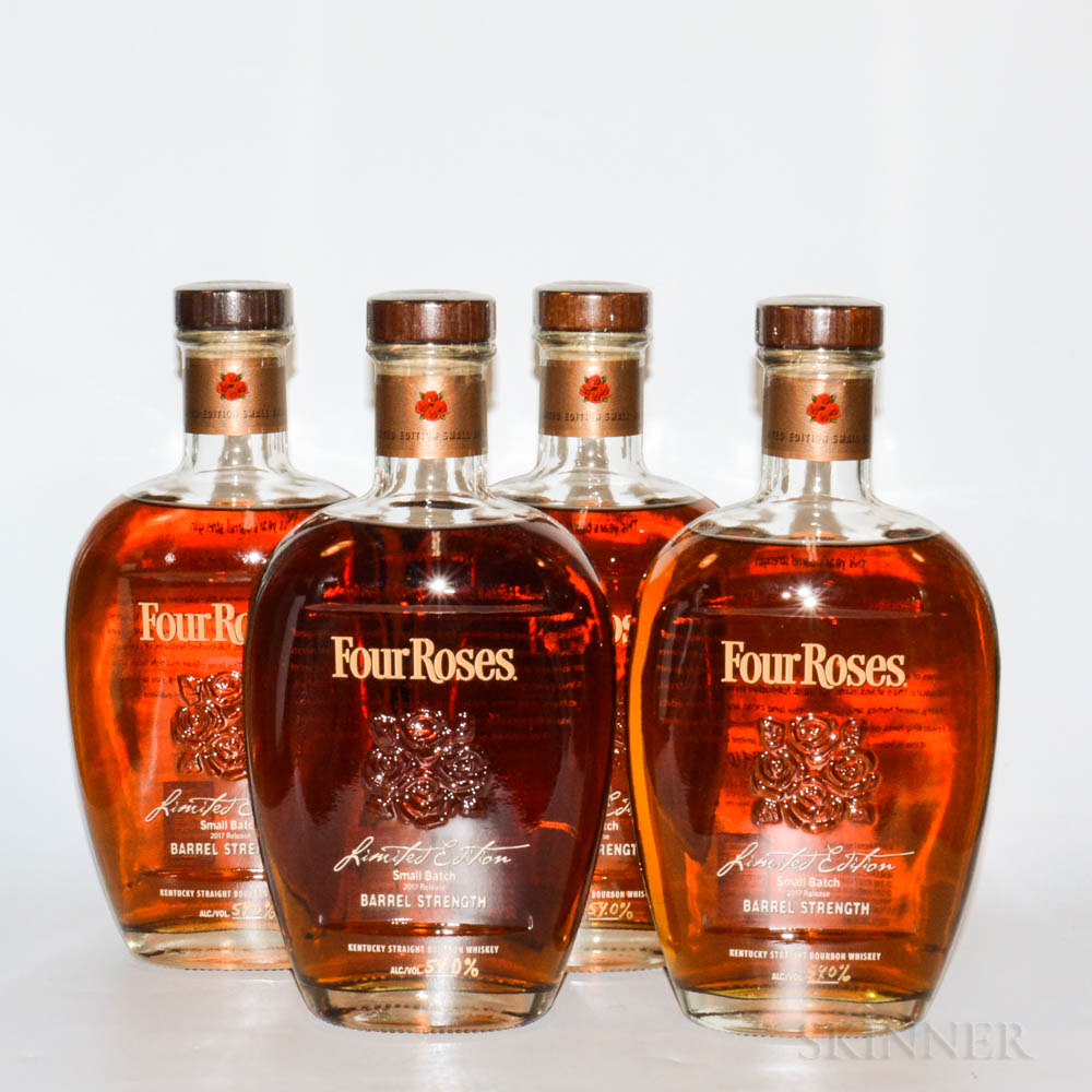 Four Roses Limited Edition Small Batch, 4 750ml bottles