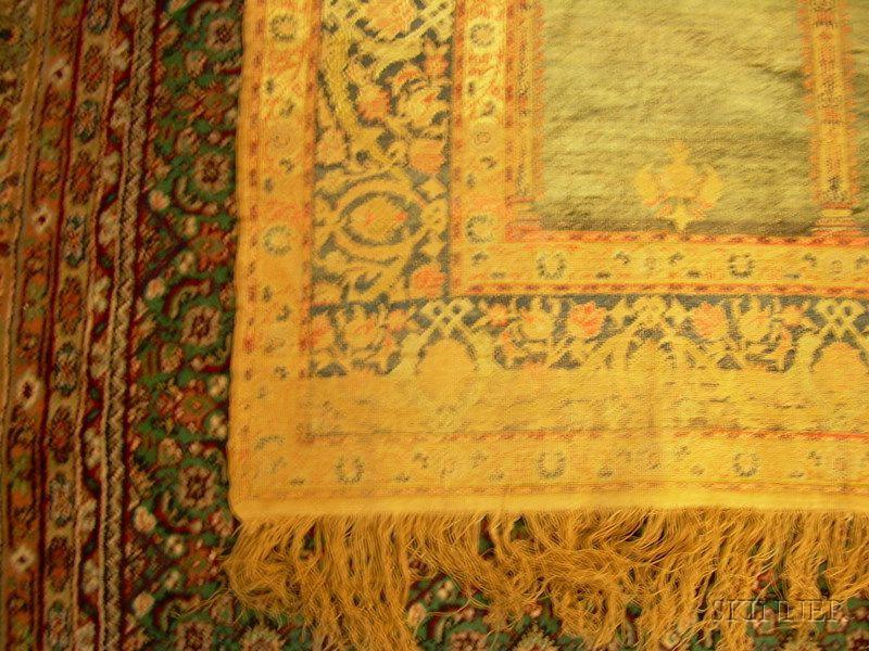Anatolian Prayer Rug