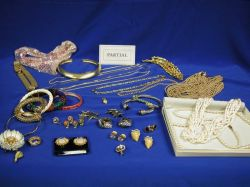 Group of Modern Costume Jewelry.