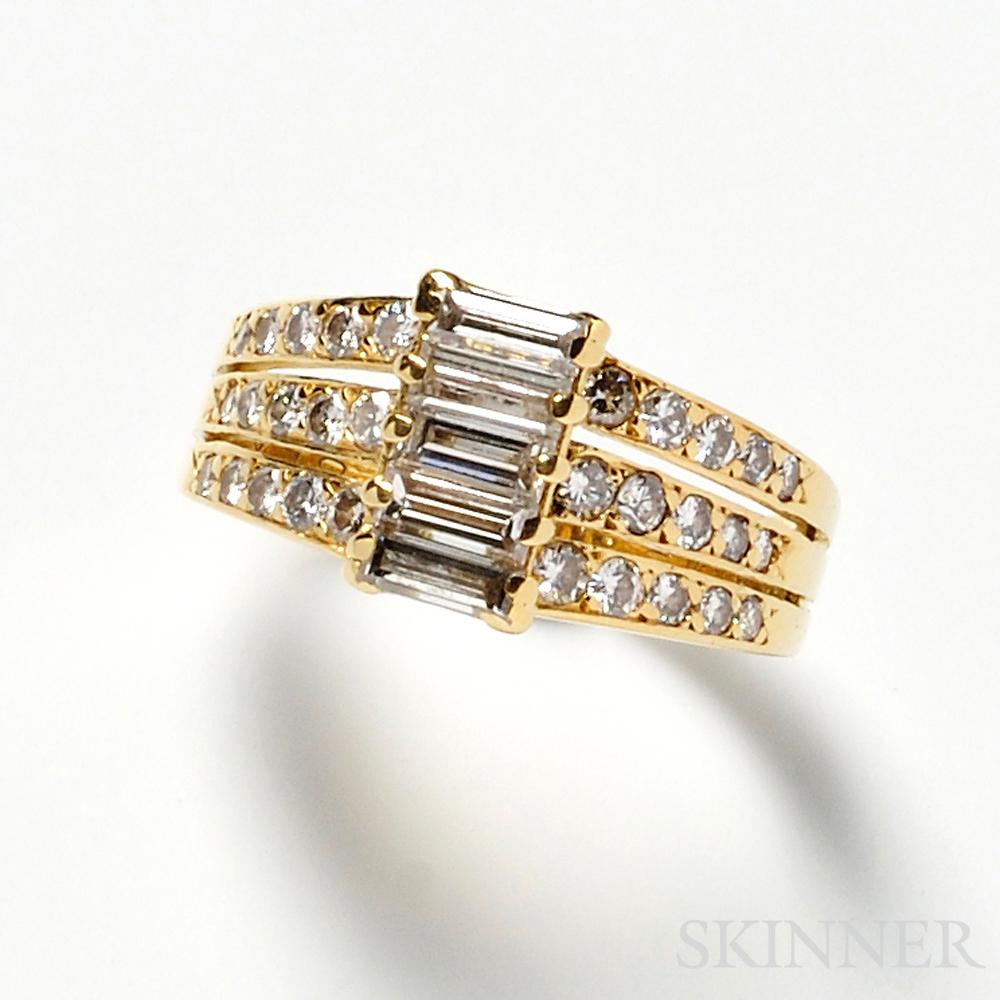 Diamond Ring, Van Cleef & Arpels