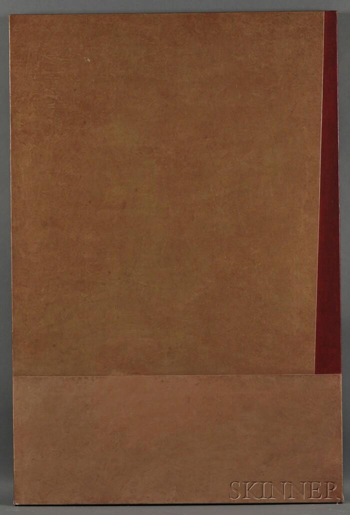 Cathryn Arcomano (American, 20th/21st Century)      Untitled
