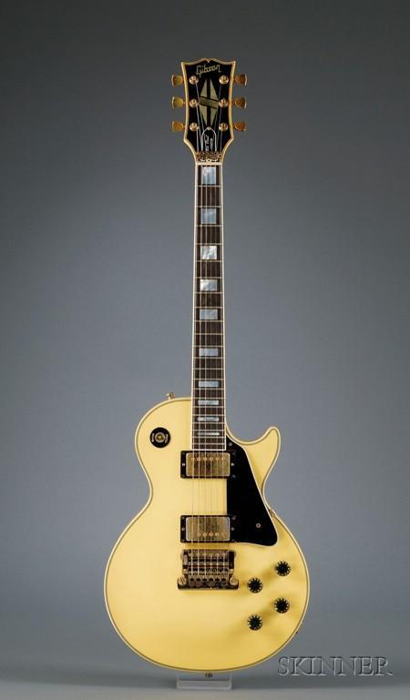 American Electric Guitar, Gibson Guitars, Nashville, 1983, Model Les Paul Custom