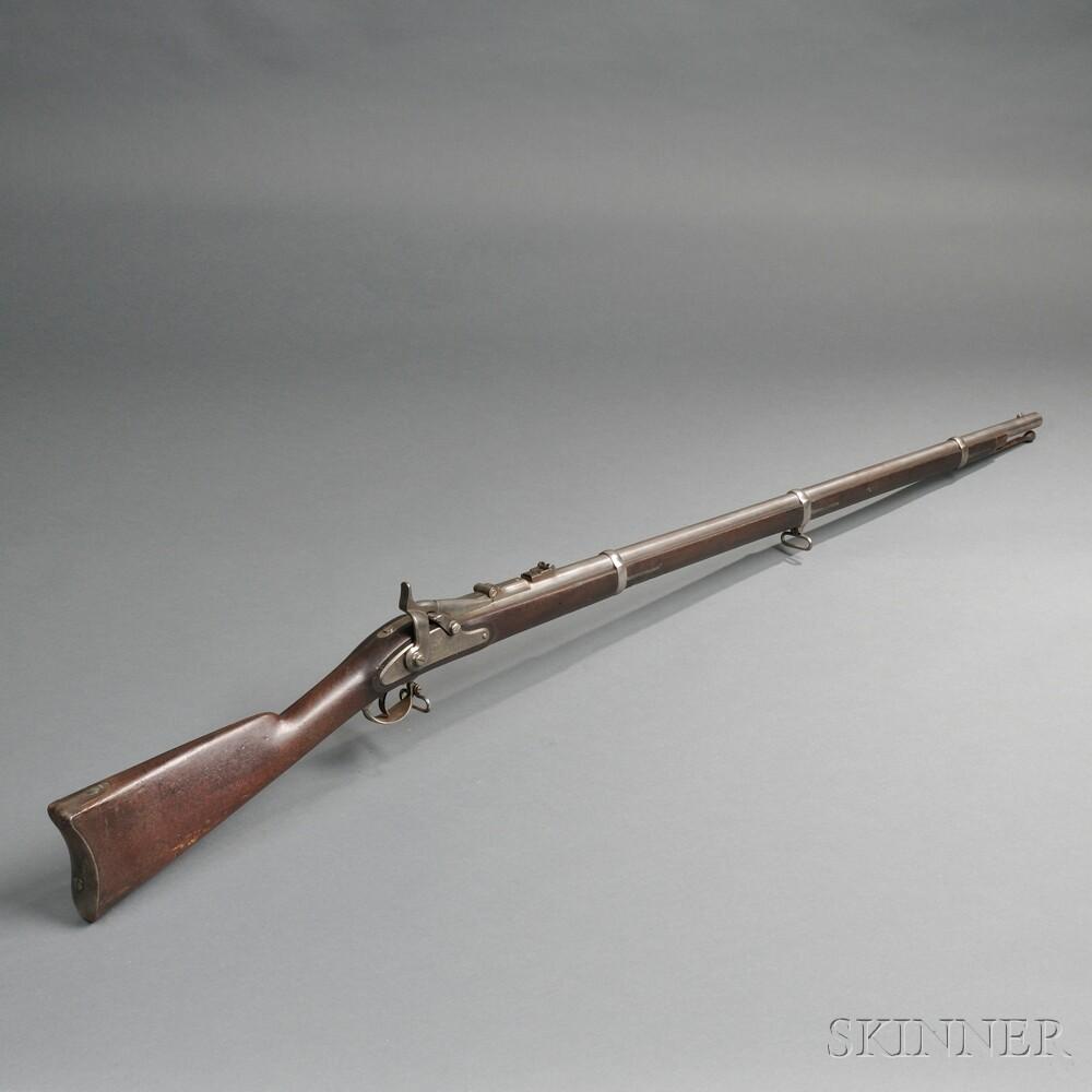 Model 1866 Allin Conversion Trapdoor Springfield