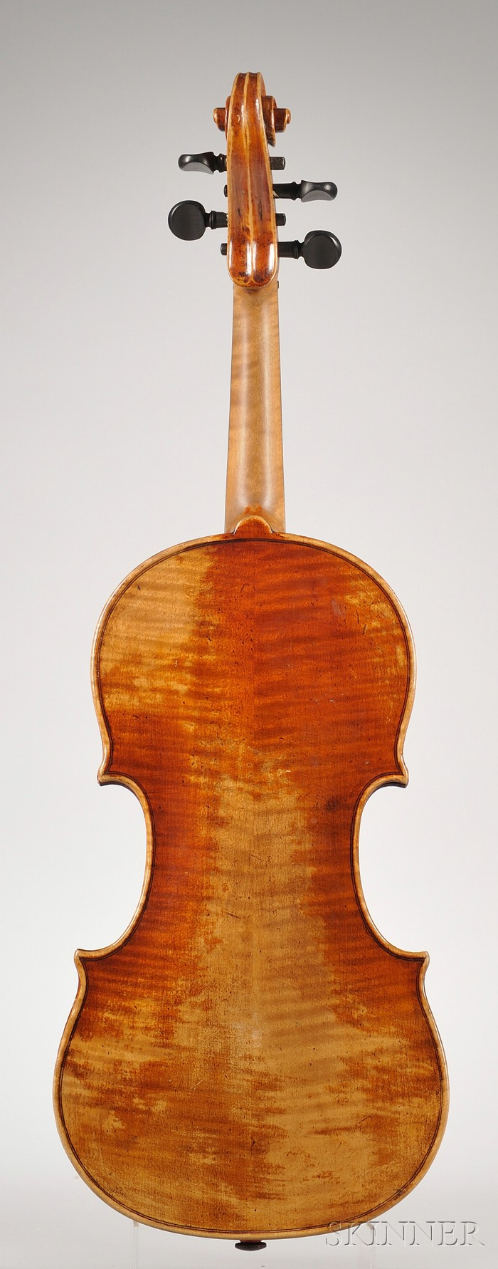 Markneukirchen Violin,  Wilhelm Durrschmidt Workshop, 1922