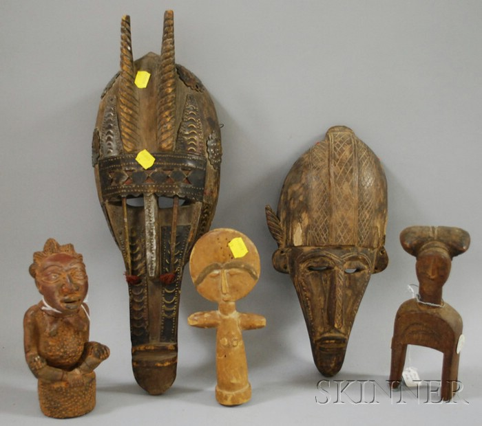 Five African Items