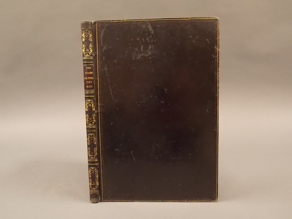 Dana, Richard Henry Jr. (1815-1882) Two Years Before the Mast. A Personal Narrative of Life at Sea