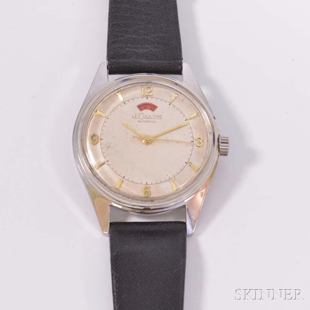 LeCoultre Caliber 481 Automatic Wristwatch