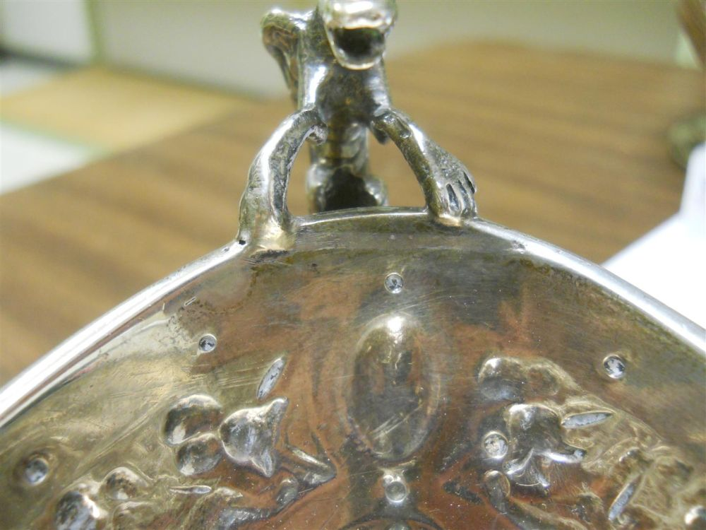 Two George III Sterling Silver Sauce Tureens