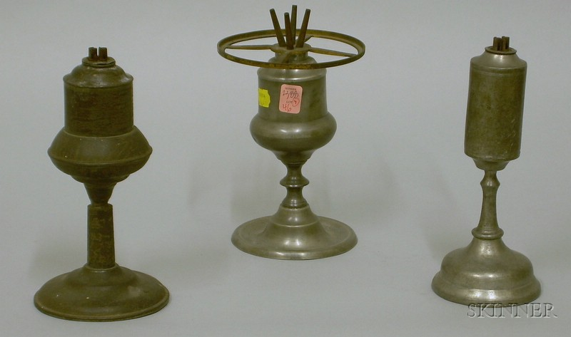 Three Early Lighting Devices
