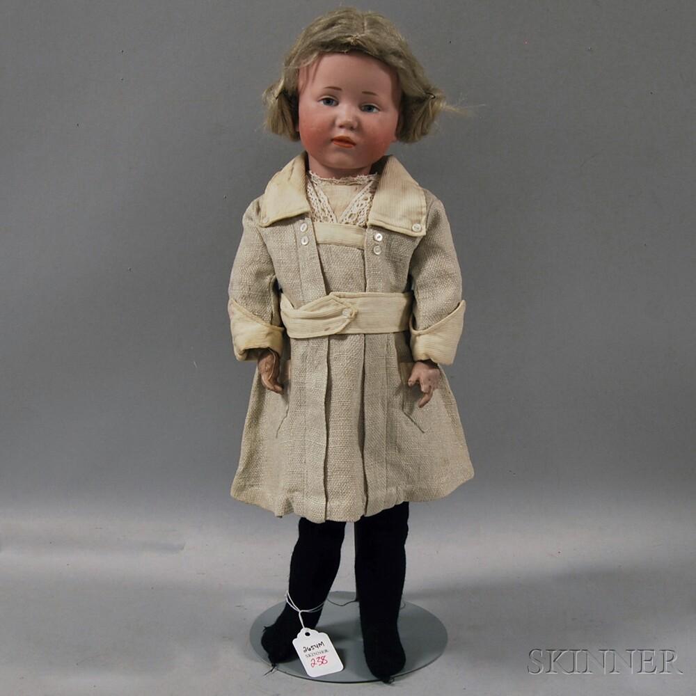 Kammer & Reinhardt 101 Bisque Head Pouty Doll