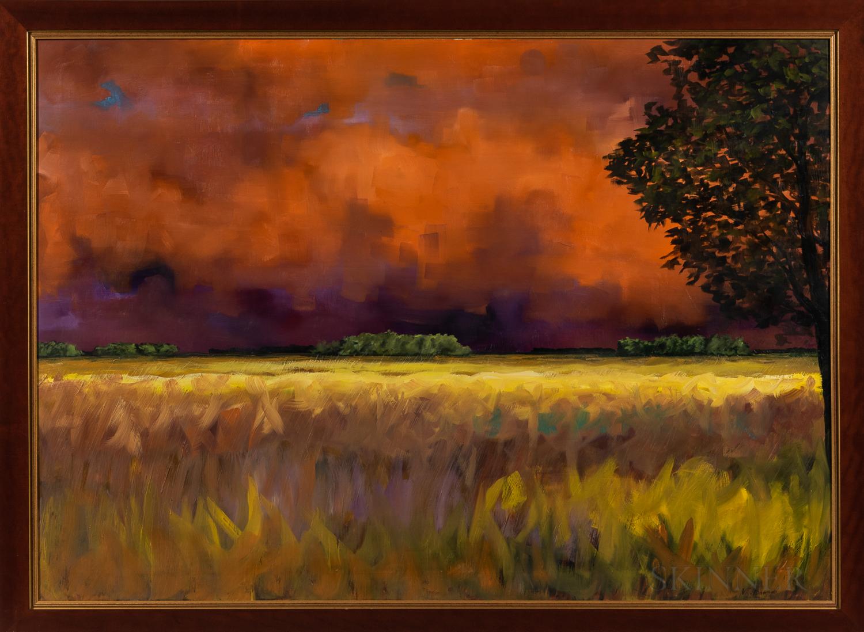 Vincent Brandi (American, b. 1976)      Evening, August