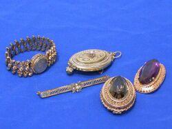 Five Jewelry Items