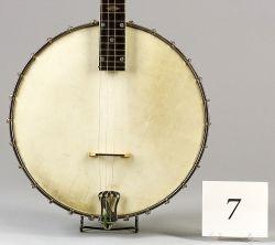 American Tenor Banjo, Charles and Elmer Stromberg, Boston, c. 1930