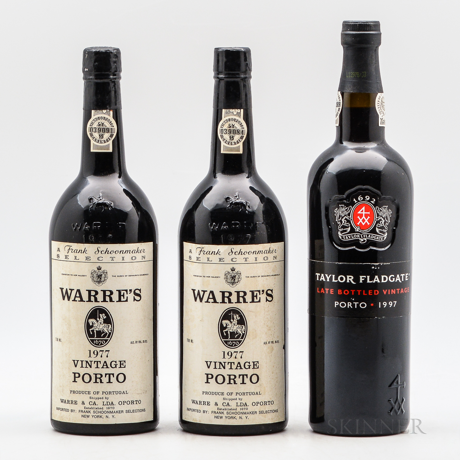 Mixed Port, 3 bottles