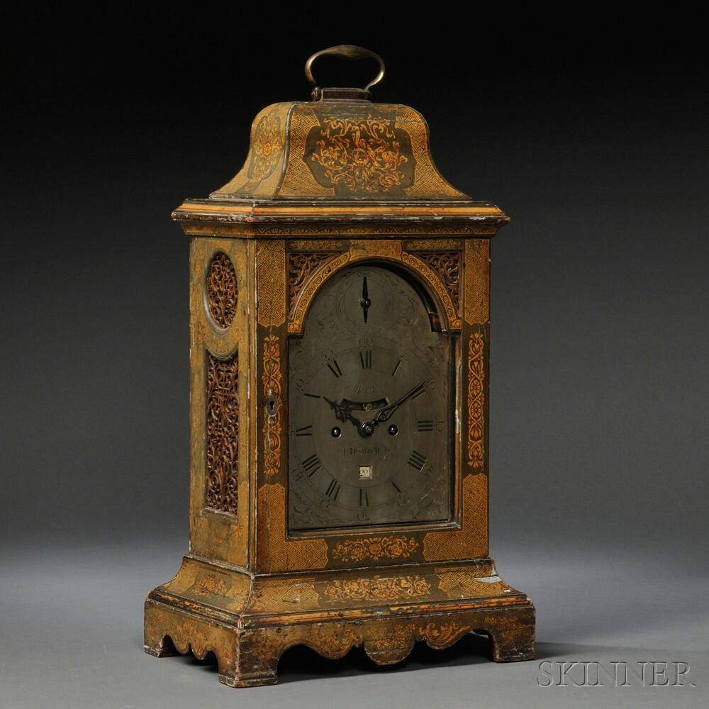 Moore Quarter-Repeating Table Clock