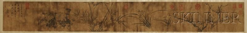 Two Handscrolls