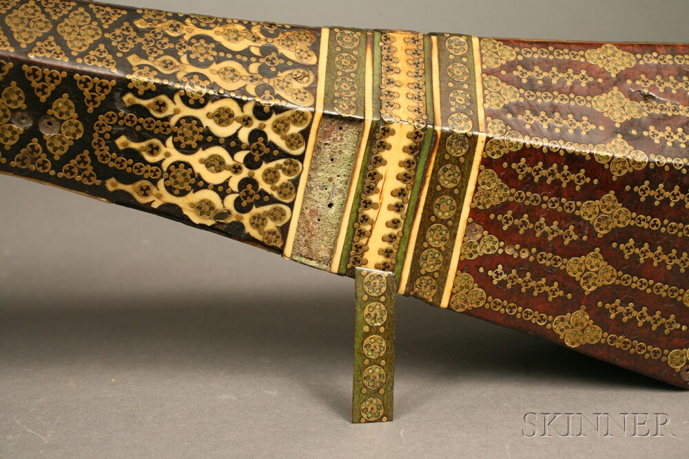 Ottoman-style Miquelete-lock Rifle