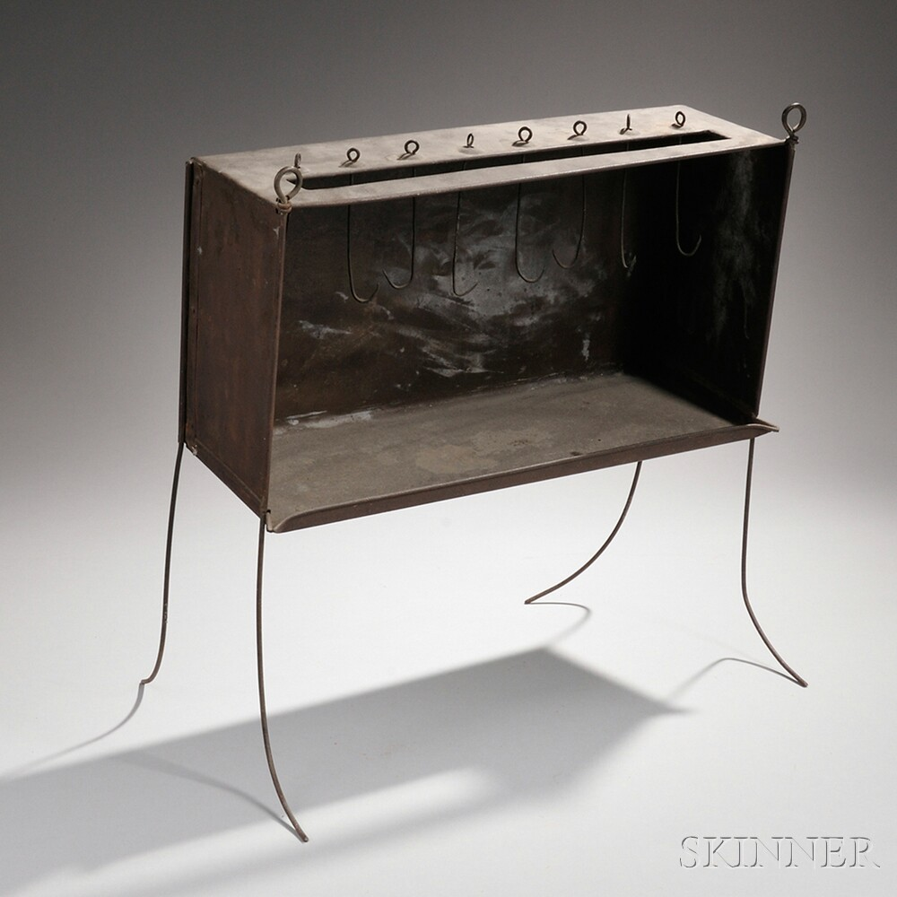 Sheet Iron Bird Roasting Oven