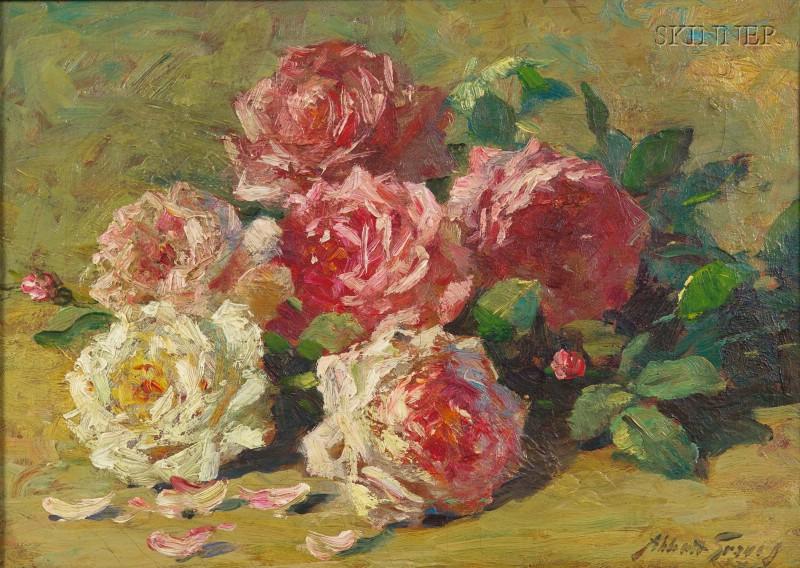 Abbott Fuller Graves (American, 1859-1936)      Roses