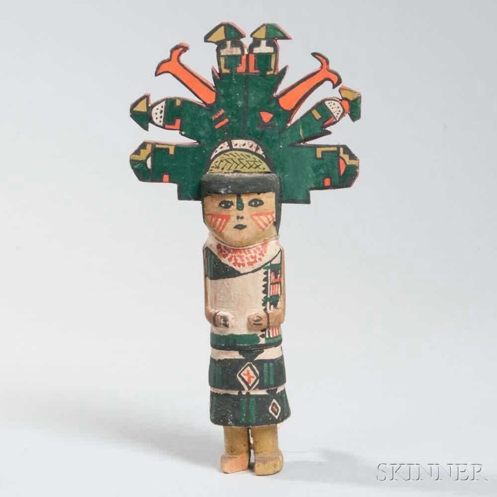 Hopi Corn Maiden Kachina
