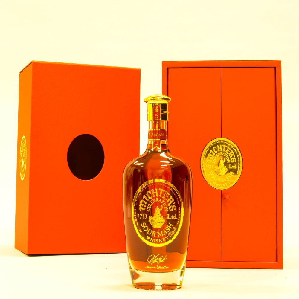 Michters Celebration Sour Mash, 1 750ml bottle (pc)