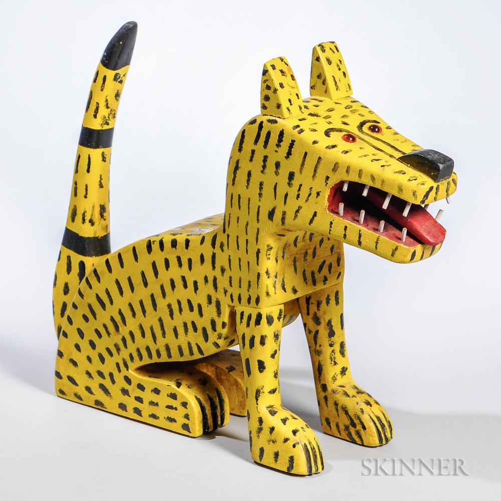 Hardy Animal Sculpture