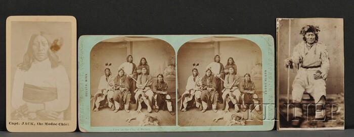 Three Photographs