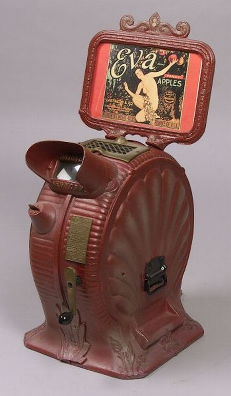 """""""Clamshell"""" Mutoscope No. 7598"""