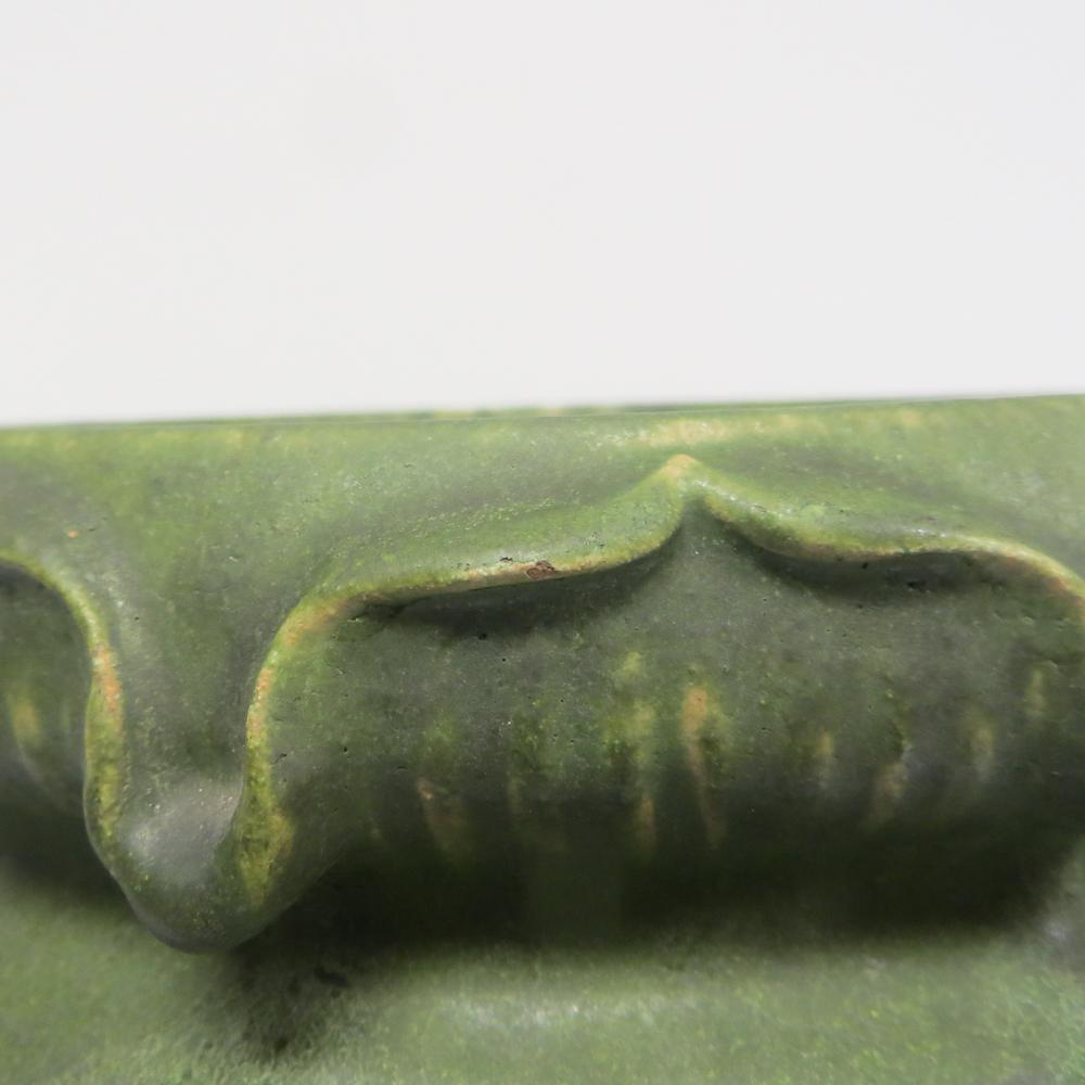 Grueby Pottery Vase