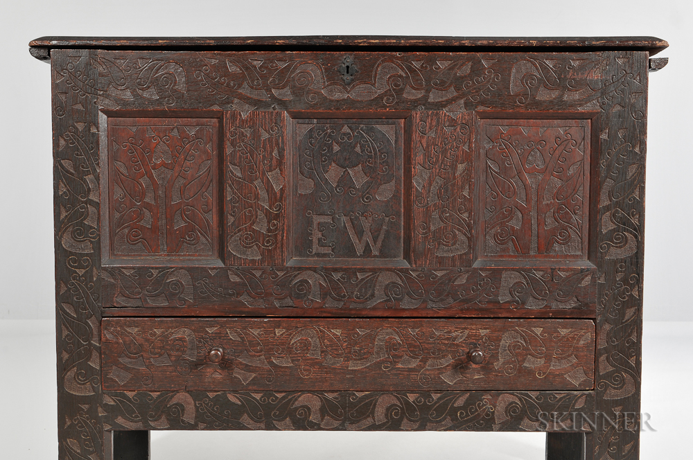 The Elizabeth White Hadley Chest