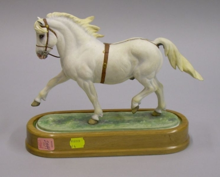Royal Worcester Bone China Welsh Mountain Pony