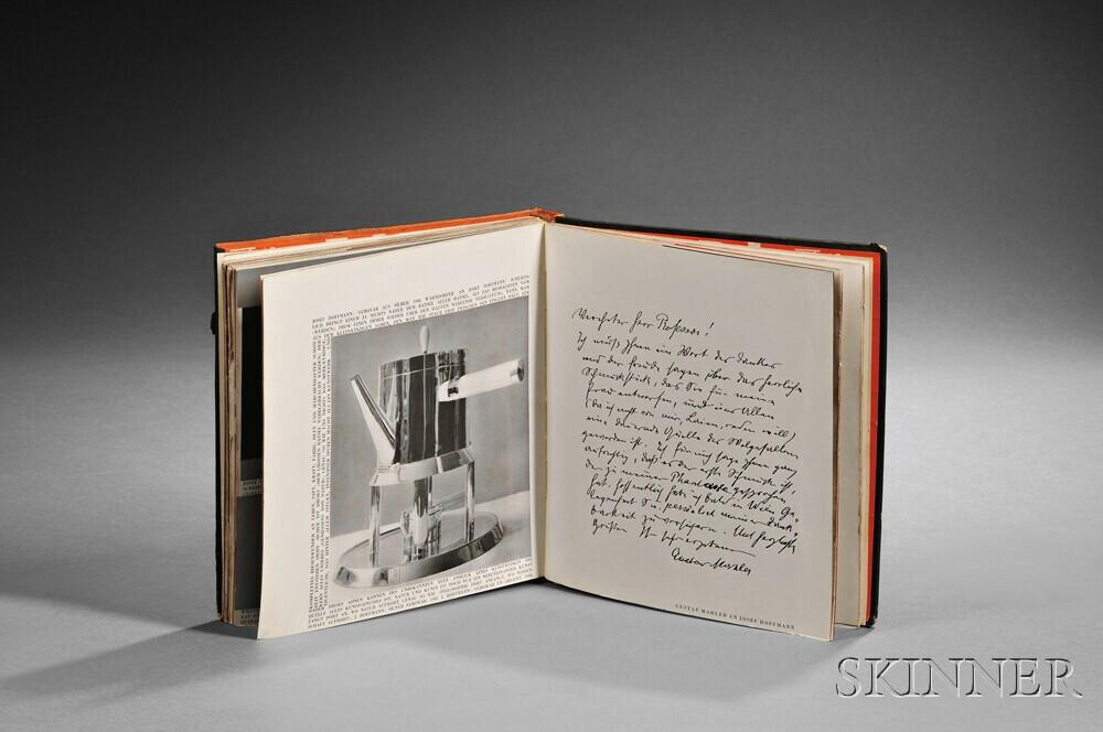 Die Wiener Werkstätte, 1903-1928, Modernes Kunstgewerbe und Sein Weg