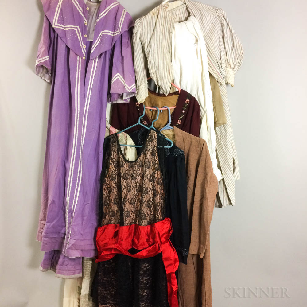 Group of Vintage Clothing