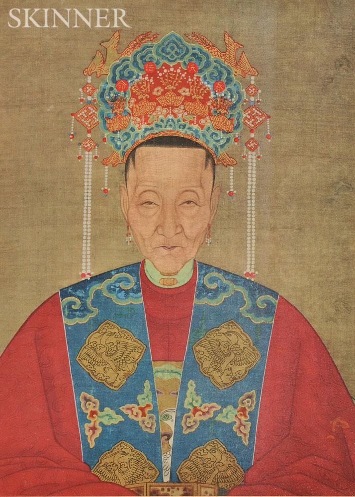 Ancestral Portrait of a Woman