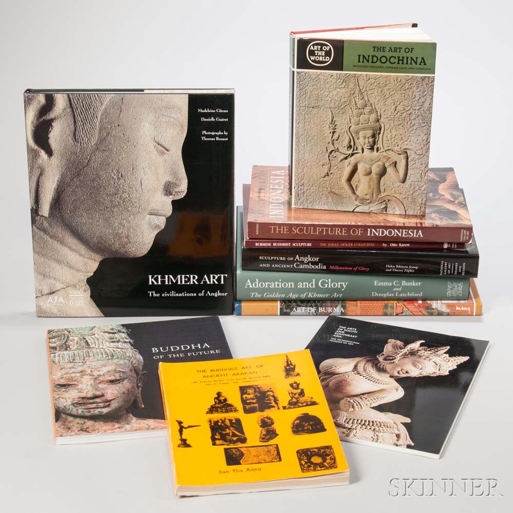 Ten Books on Indo-Chinese Art