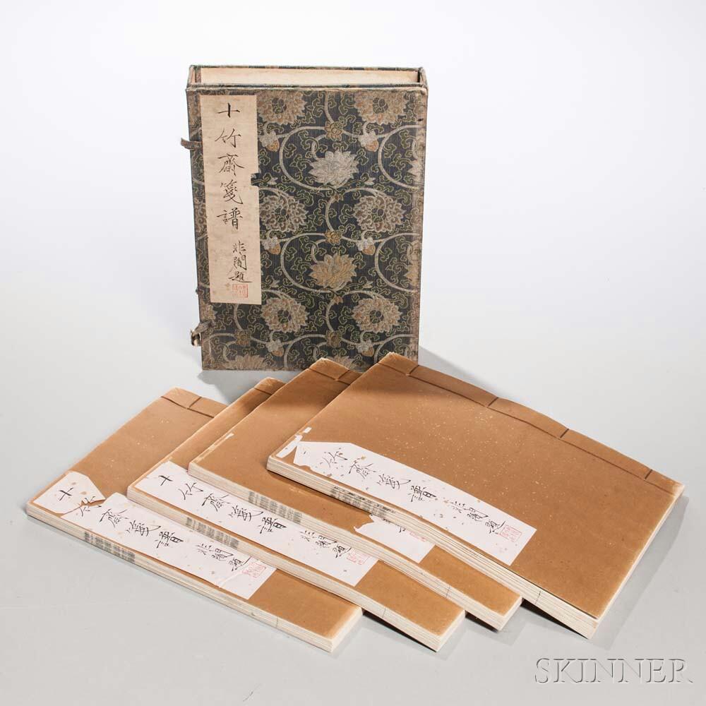 Ten Bamboo Studio Volumes