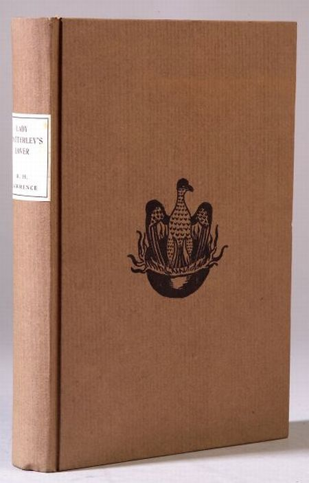 Lawrence, David Herbert (1885-1930), Signed copy