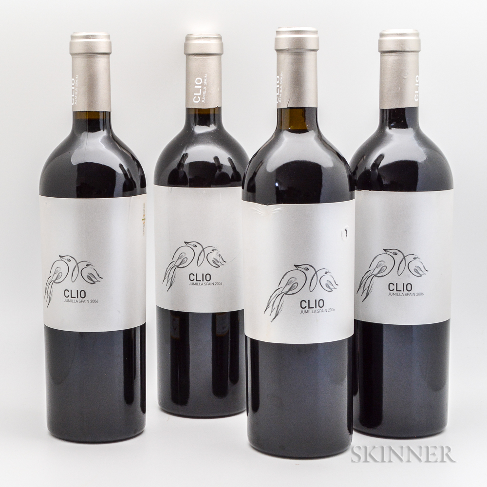 Bodegas El Nido Clio 2006, 4 bottles