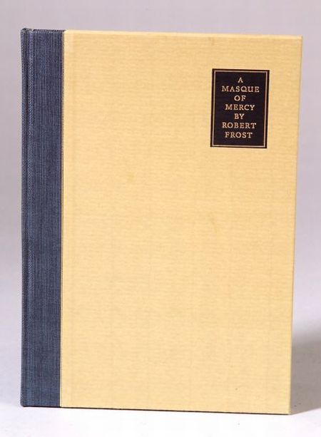 Frost, Robert (1874-1963), Signed copy