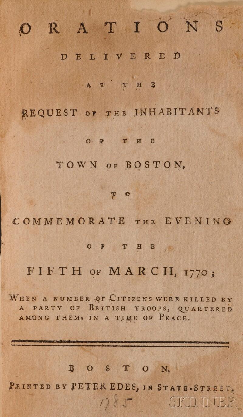 (Boston Massacre)