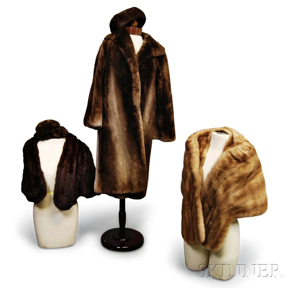 Five Fur Items