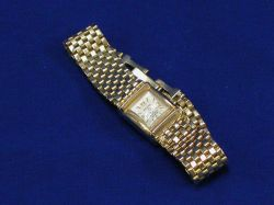 Herna 14k Gold Womans Wristwatch.