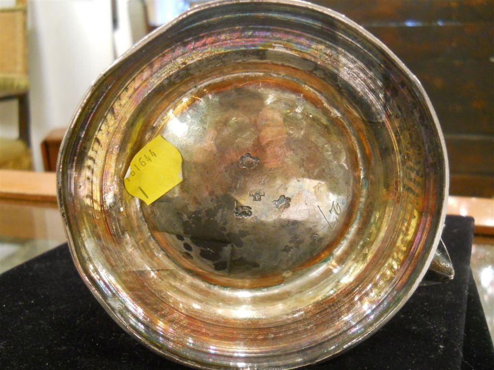 George II Sterling Silver Tankard